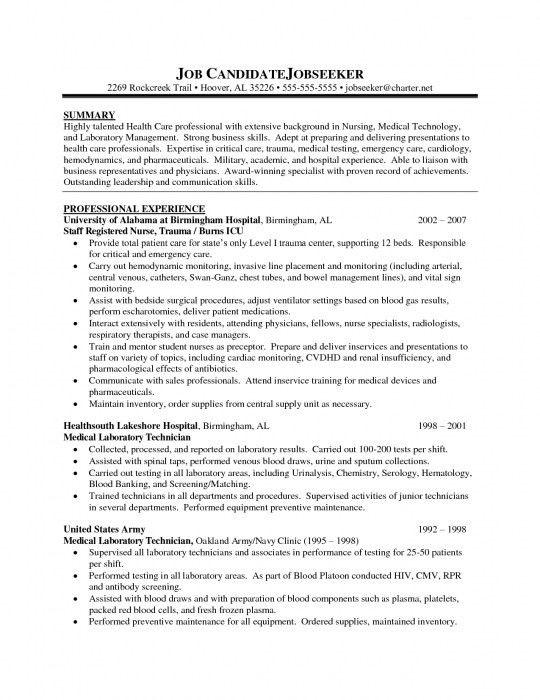 Amazing Nursing School Resume Template | Resume Format Web