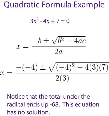 Deciding on a Method to Solve Quadratic Equations | Study.com