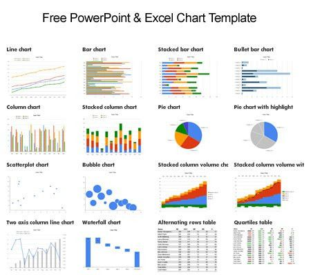 Free Beautiful Chart Template for Excel & PowerPoint ...