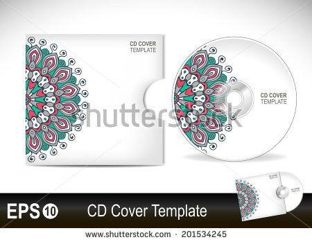 Cd Cover Template Stock Images, Royalty-Free Images & Vectors ...