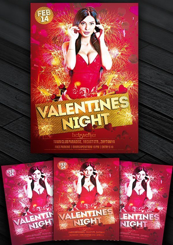 90 Awesome Free PSD Flyer Templates