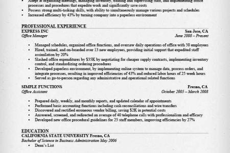 Sample Resume Health Information Management Him Manager Resume ...