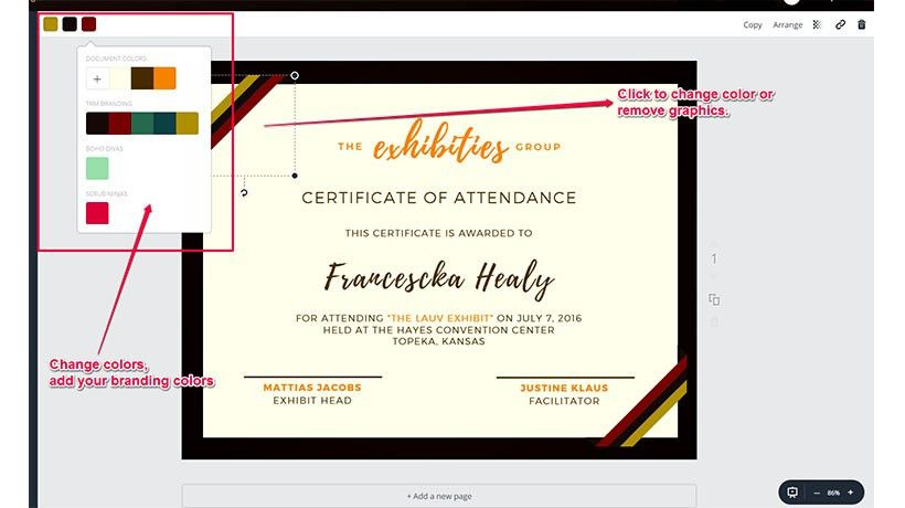 6 Steps To Effective Certificate Design - eLearning Industry
