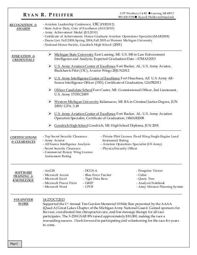 Ryan Pfeiffer Resume 08JUL14