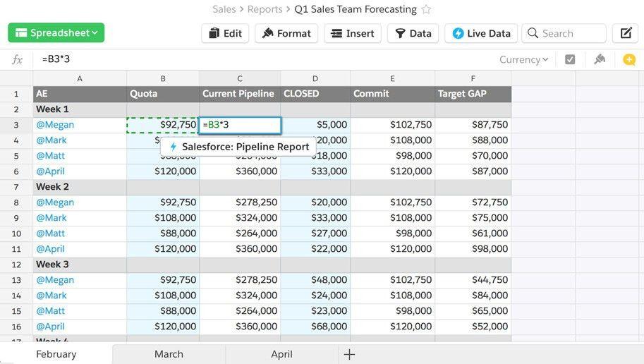 Quip for Sales Teams