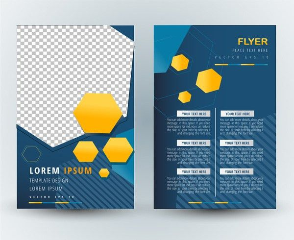 Promotion flyer template free vector download (14,044 Free vector ...