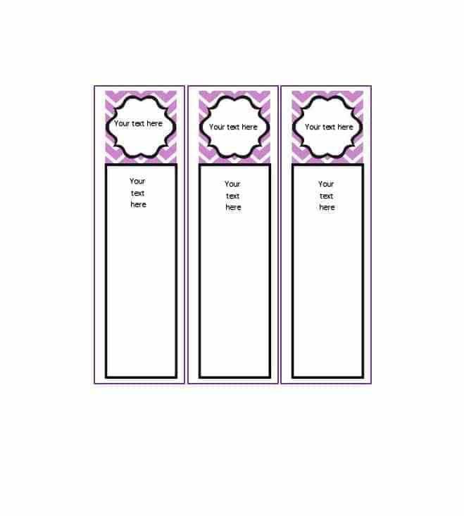 binder spine template word