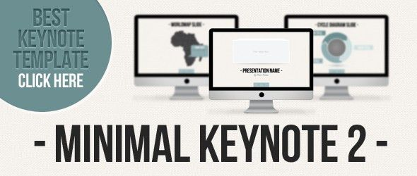 Minimal keynote HD widscreen presentation by sweetbeater ...