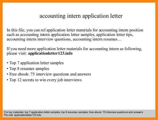 Accounting Intern Job Description. Accounting-Intern-Application ...