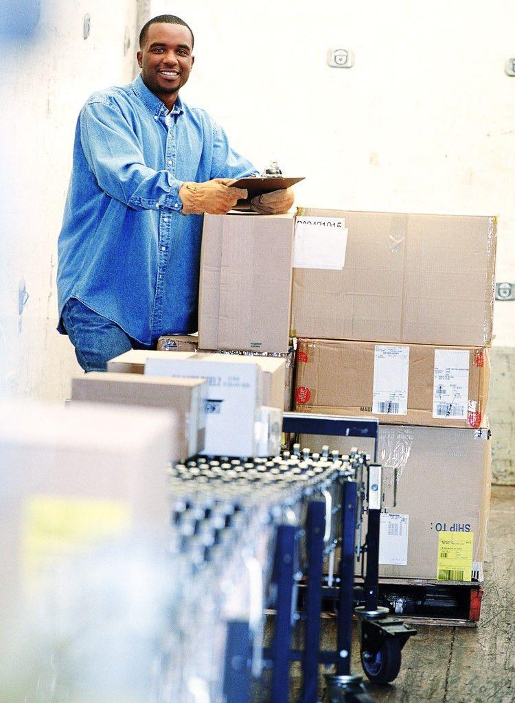 Receiving Manager Job Description