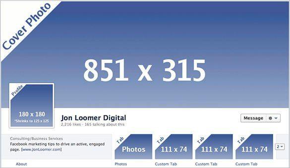 15+ Facebook Banner Size Templates   Free & Premium Templates