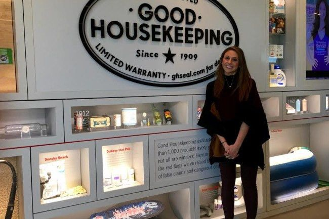 Chatting With Jaclyn London of the Good Housekeeping Institute ...