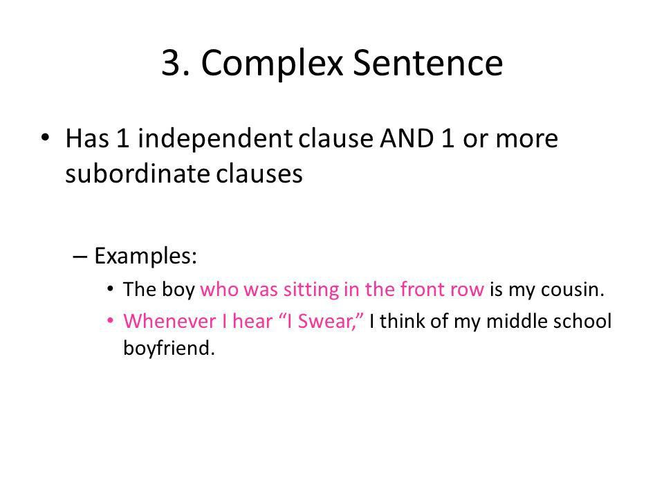 Sentence Types. - ppt download
