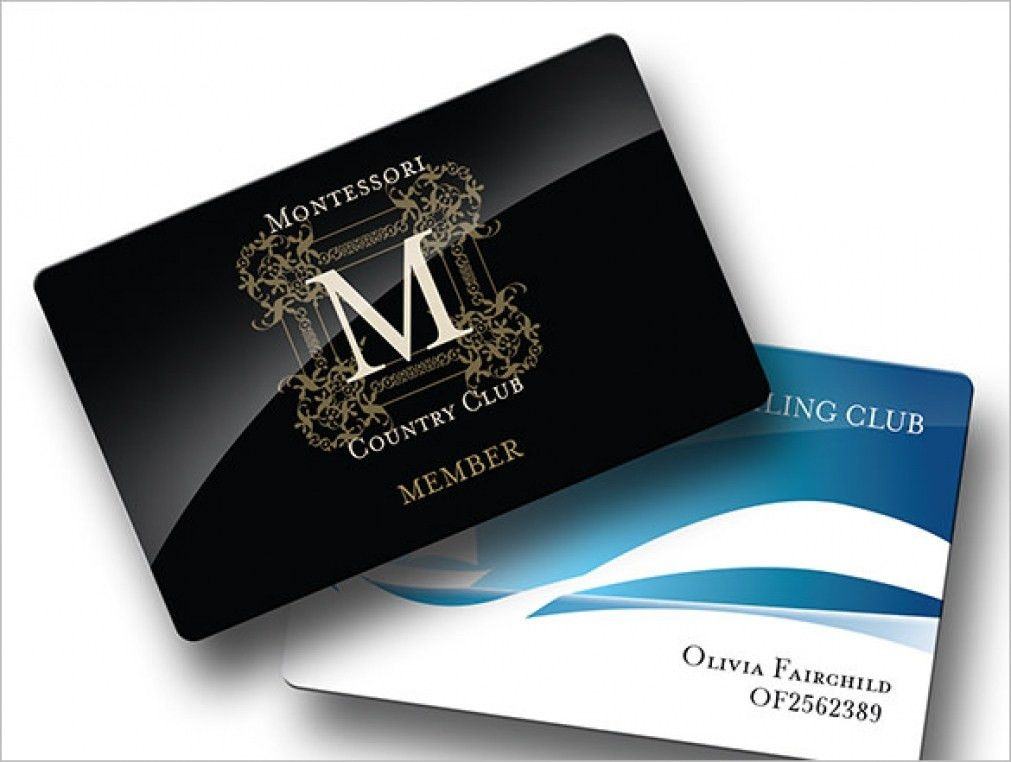 Membership Id Card Template, 25 best id card images on pinterest ...