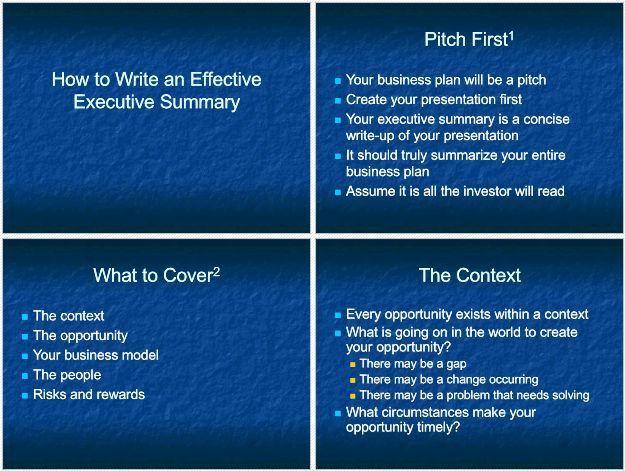 Best 25+ Executive summary ideas on Pinterest | Business plan ...