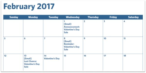 It's Here: Your 2017 Email Marketing Calendar | Constant Contact Blogs