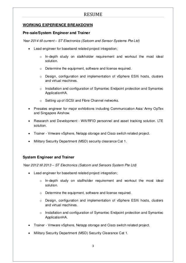 STEVELOHVS Resume 2015