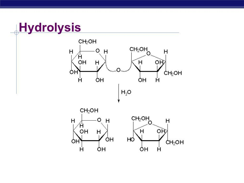 Biology I Carbohydrates: OH H H HO CH 2 OH H H H OH O Energy ...