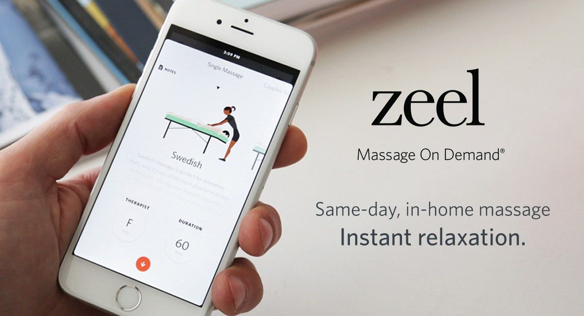 Join Zeel's Massage Therapist Network | Work With Us