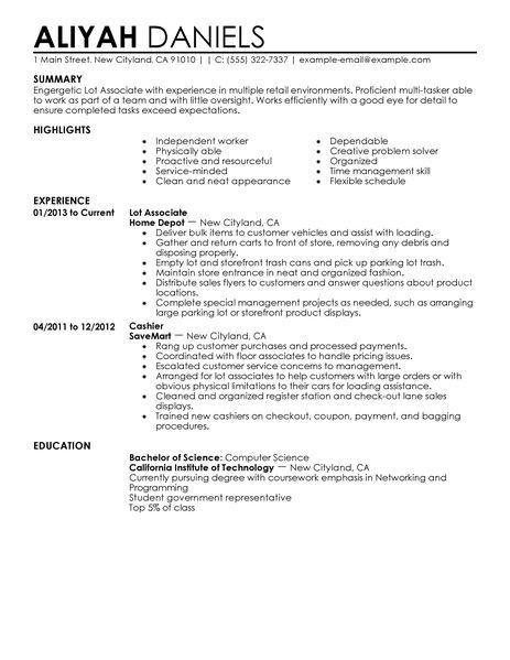 How To Write A Resume For Part Time Job 16 Create My Resume ...