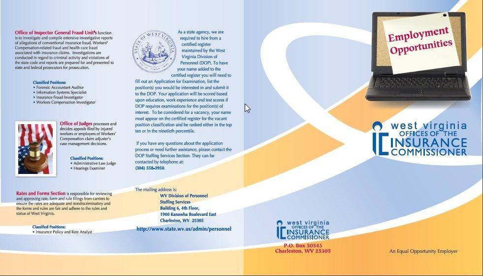 Insurance Brochures
