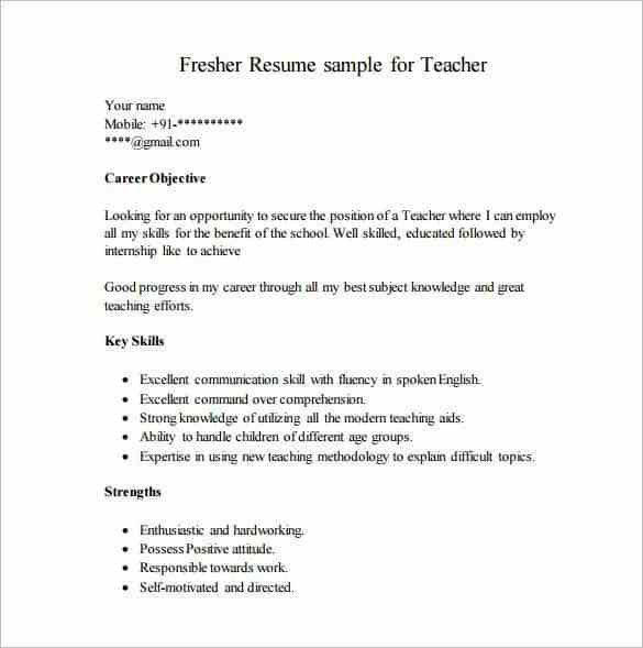 pdf resume - thebridgesummit.co