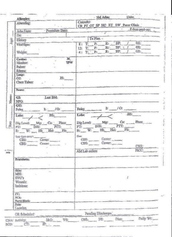 nurses report sheets | ... nursing-report-sheets-free-nursing ...