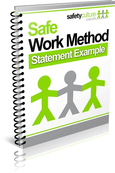 Safe Work Method Statement Template - Free Fully Completed Sample ...