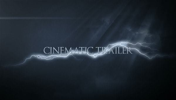 "Free Cinematic After Effects Template: ""Storm"" - Free AE Templates"