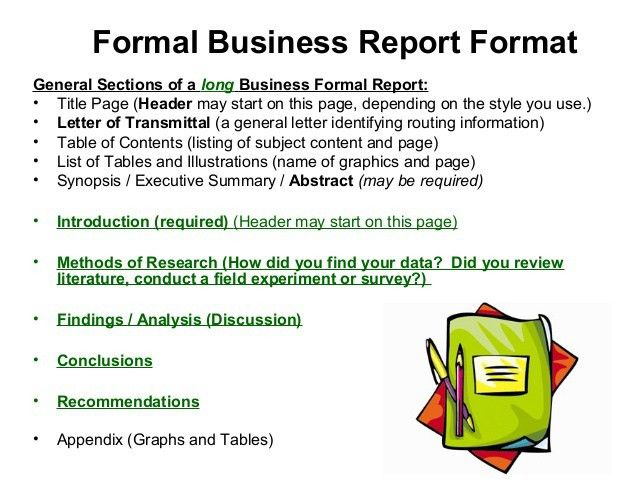 How to write a business report in apa format | Cheapest custom ...