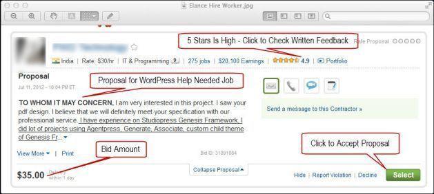 Bid Proposal Examples, bid proposal template u2013 ...