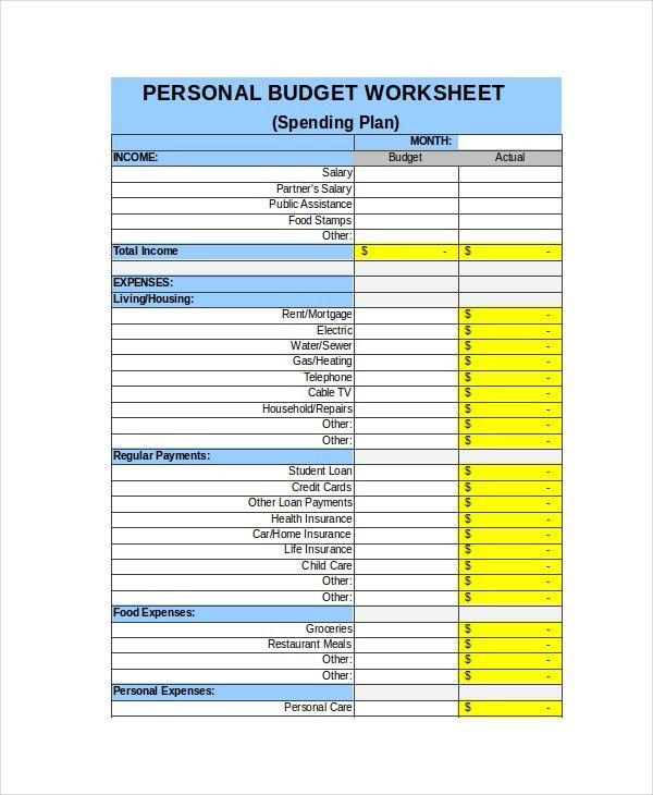 24+ Expense Sheet Sample | Free & Premium Templates