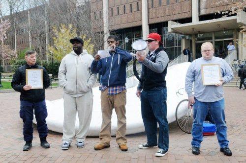The Daily Pennsylvanian | Penn AlliedBarton guards continue ...