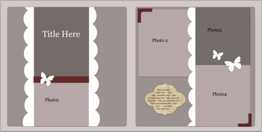 Army Leaders Book Template - All About Letter