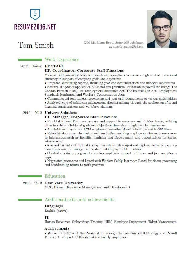 Breathtaking New Resume Format 11 With Additional Best Resume Font ...