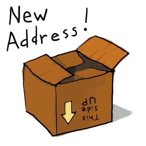 Your Address Change Clip Art – Clipart Free Download