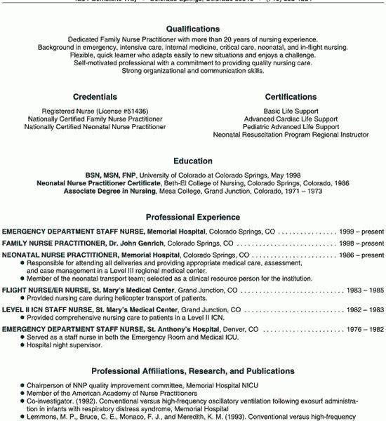 skills in nursing resumes