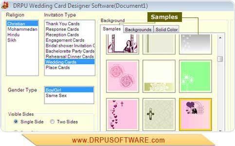 Free Wedding Invitation Card Design Software Download