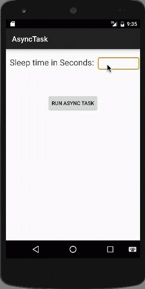 Android AsyncTask Example Tutorial - JournalDev