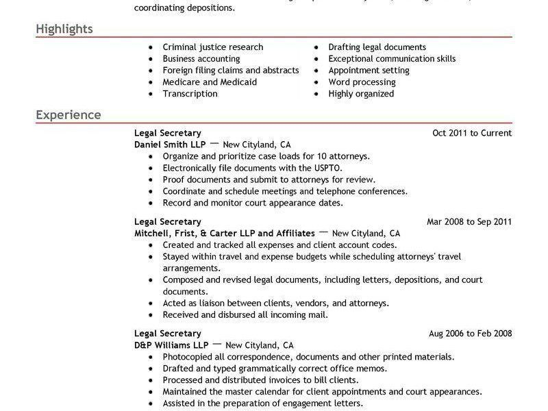 Sample Law School Resume - cv01.billybullock.us
