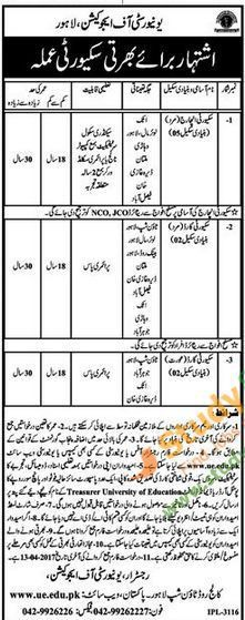 Security Guards Job By Sheikh of Sialkot (Pvt) Ltd. | Jobs In ...