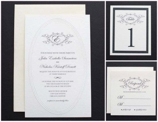 Quirky Wedding Invitations Template | Best Template Collection