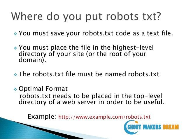 How to create a Robot.txt | what is a Robots.txt | Robots exclusion s…