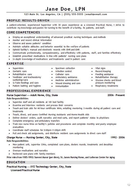 Best 25+ Rn resume ideas on Pinterest | Nursing cv, Registered ...