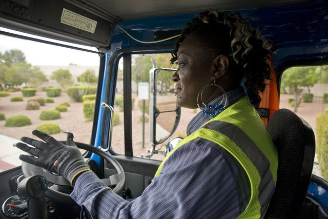 These aren't the garbage collectors you're thinking of – Las Vegas ...