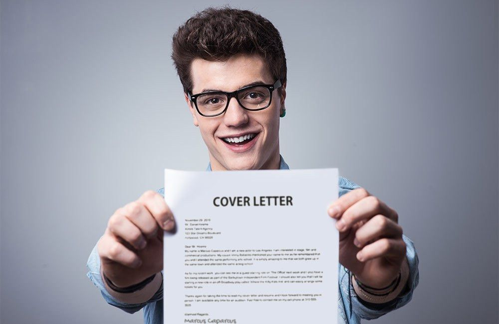Actor Cover Letter Examples