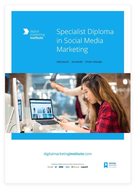 Social Media Marketing Professional Diploma Course | Digital ...