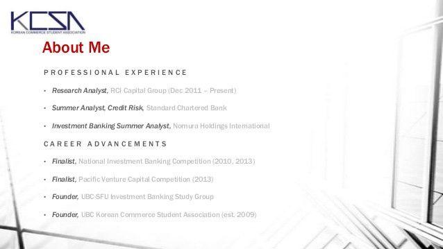 Resume and Cover Letter Workshop - October 2013