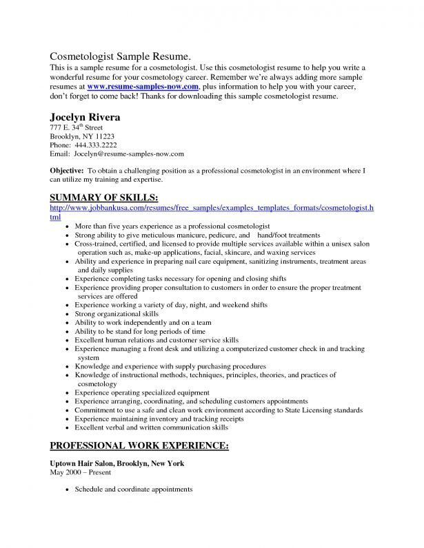 Resume : Airtel Customer Database Hr Consultant Cv Monster Resume ...
