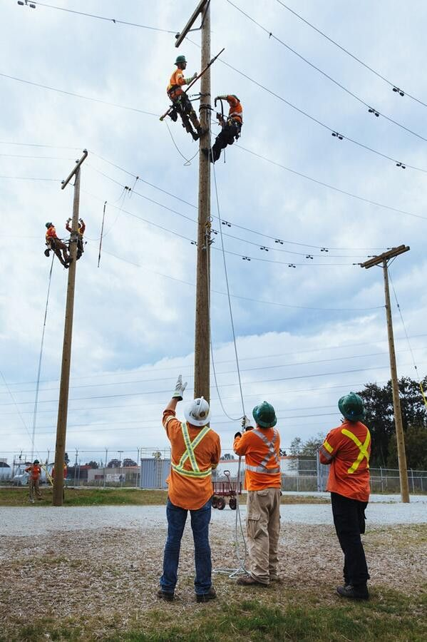 """BC Hydro on Twitter: """"Want to be a Power Line Technician? Join our ..."""